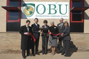 OBU graduate school dedicated