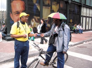 Chaplains share testimonies from the street in New Orleans