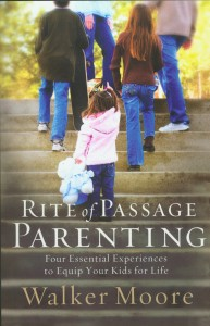 Rite of Passage expands Moore's readership