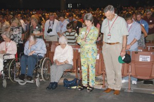 Falls Creek, ever changing…never changing – 3,500 attend tabernacle dedication