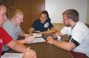 Baptist Collegiate Ministry 'life saver' for Tahlequah student