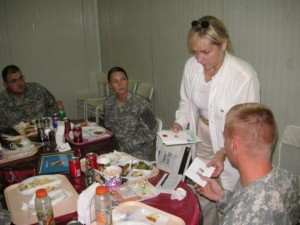 Oklahoma Baptists send thousands of letters to soldiers in Iraq