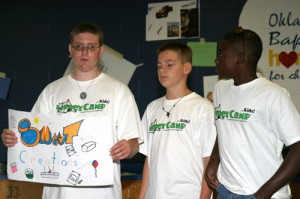 Money Camp helps students learn basics of finance