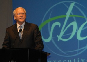 Page gives glimpse of revival; calls for continued prayer