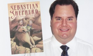 BCM director inspired to write children's book at Falls Creek