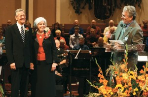 Prayer resonates at annual meeting
