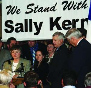 Nearly 2,000 'Rally for Sally' at Capitol