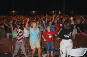 Children's Camp Attracts Record 7,173
