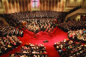 ChurchWomen to Premiere New Baptist Hymnal at Glorieta