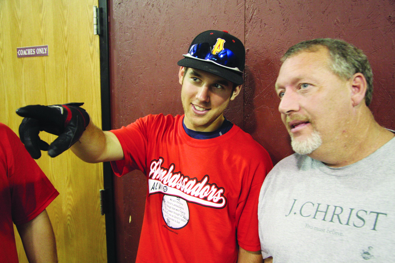 Ambassadors Play Ball for Christ – Team Honors Legacy of Justin Sullivan
