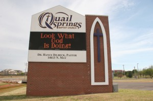 Oklahoma City, Quail Springs reaches historic CP mark