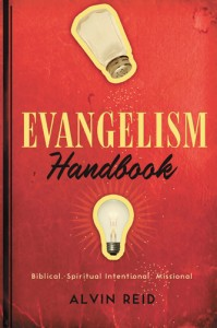 Reid discusses the heart of evangelism