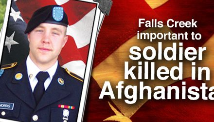 Falls Creek important to soldier killed in Afghanistan
