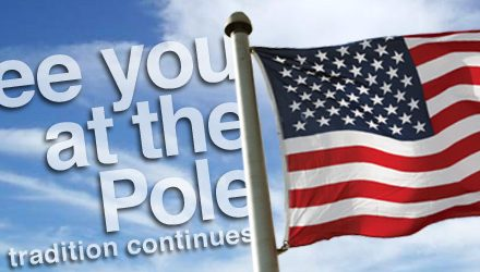 'See You at the Pole' tradition continues