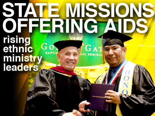 State Missions Offering aids rising ethnic ministry leaders