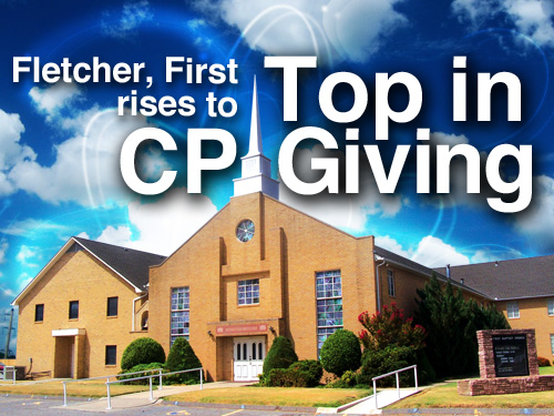 Fletcher, First rises to top  in CP Giving