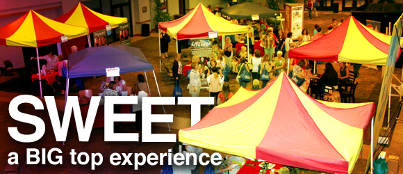 SWEET a big top experience