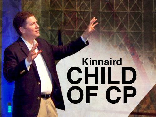 Kinnaird 'child' of CP