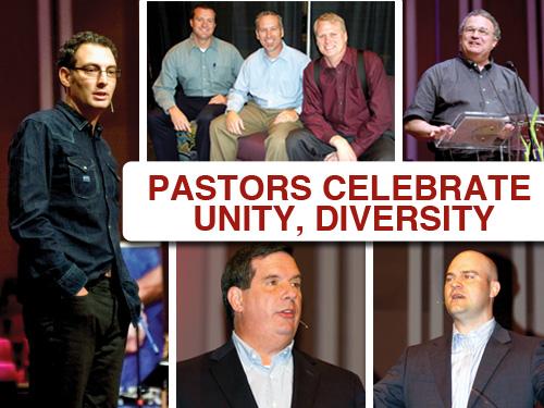 Pastors celebrate unity, diversity