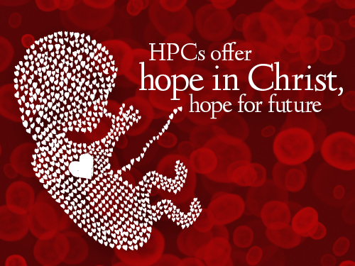 HPCs offer hope in Christ, hope for future