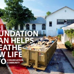 Foundation loan helps breathe new life into congregation, community