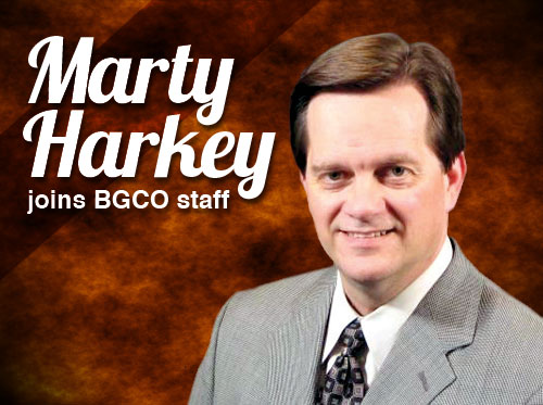 Harkey joins BGCO staff