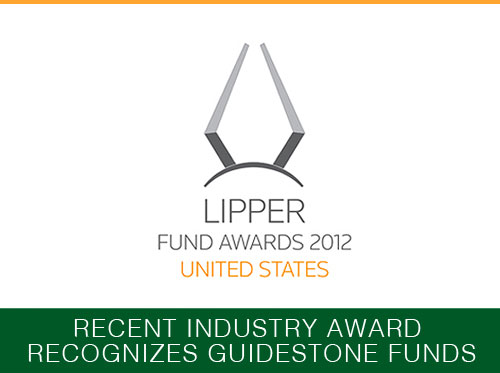 Recent industry award recognizes GuideStone Funds