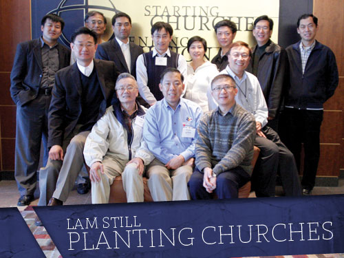 Lam still planting churches