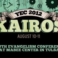 Youth Evangelism Conference Aug. 10-11 at Mabee Center in Tulsa; theme 'Kairos'