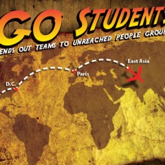 Go Students sends out teams to unreached people groups