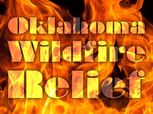 Oklahoma Wildfire Relief Fund