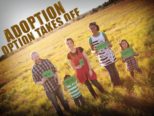 Adoption option takes off: Broken Arrow church emphasizes adoption, foster care