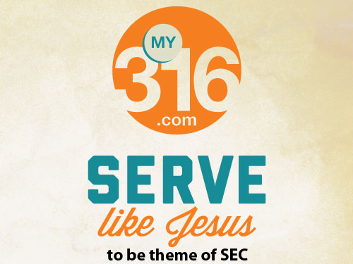 'Serve Like Jesus' to be theme of SEC