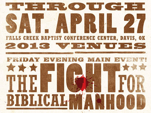 Rewired: The fight for biblical manhood