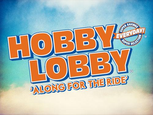 Hobby Lobby 'along for the ride'