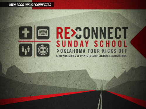 ReConnect Sunday School: Oklahoma tour kicks off statewide series of events to equip churches, associations
