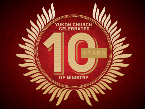 Yukon Church celebrates 10 years of ministry