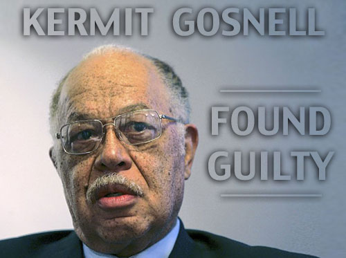 Gosnell found guilty of 3 murders outside womb
