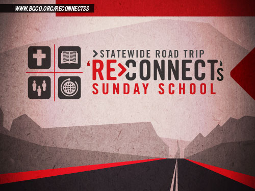 Statewide road trip 'ReConnects' Sunday School