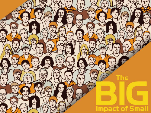 The Big Impact of Small: Jenks, First experiences explosive growth through small groups