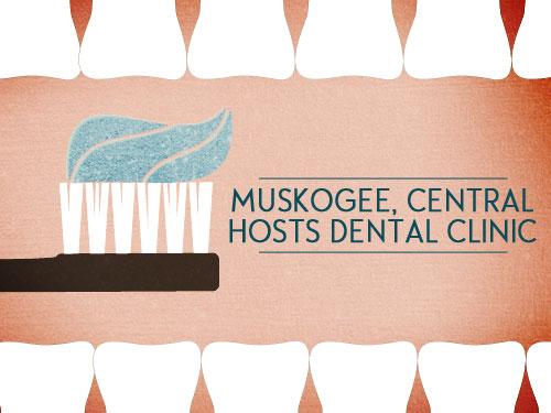 Muskogee, Central hosts dental clinic