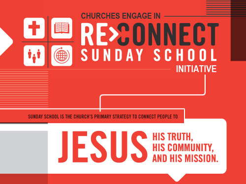 Churches engage in ReConnect Sunday School initiative