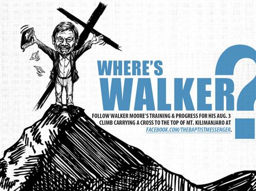 Where's Walker?
