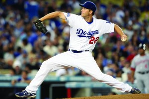 Kershaw: Pitching with a purpose