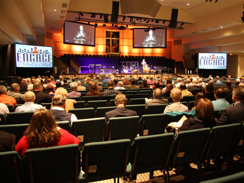 Pastors urged to 'Engage' the culture