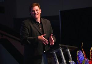 Bill Hulse, pastor of Oklahoma City, Putnam City.