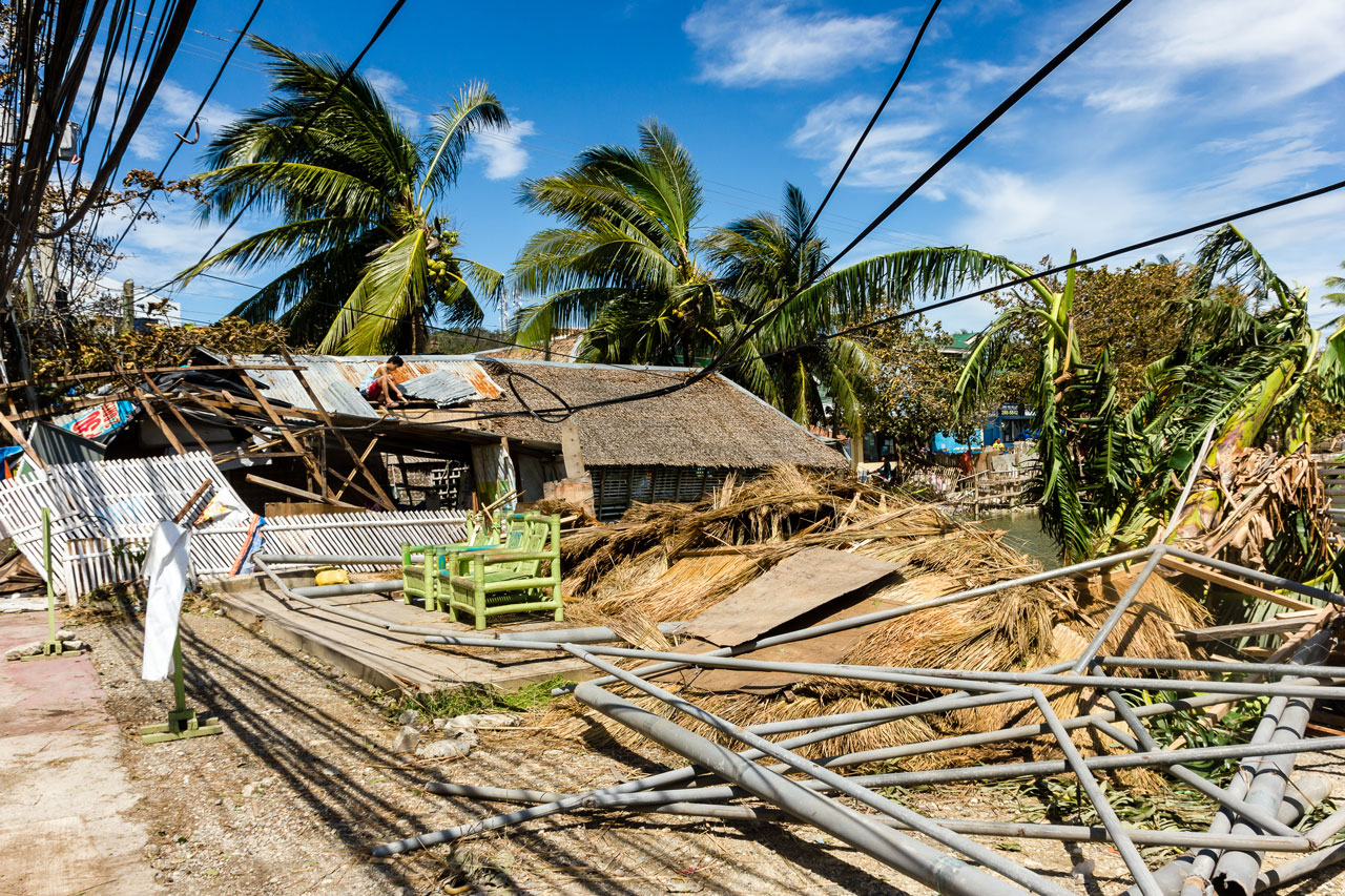Philippines disaster 'a call to action'