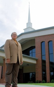 Del City, Sunnylane Pastor Philip Jones says their new building has allowed them to add new ministries, including outdoor sports ministry camps, Mother's Day Out and a ministry that provides quilts to homeless shelters and pregnancy centers.