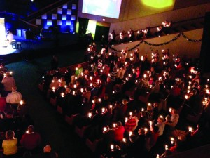Bethany, Council Road will have two candlelight services on Christmas Eve, at 6 and 11 p.m.