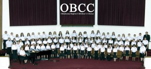 The Oklahoma Baptist Children's Chorus will perform at Rose Day on Feb. 5.